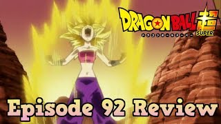 Dragon Ball Super Episode 92 Review: An Emergency Development! We Don't Have Ten Members!