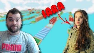 SOBREVIVIENDO CON IARA | Roblox Epic Minigames en español