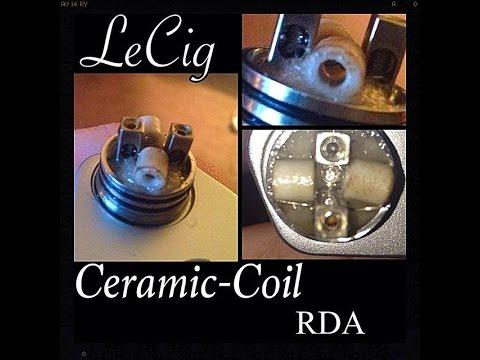Ceramic Coils from lecig.com