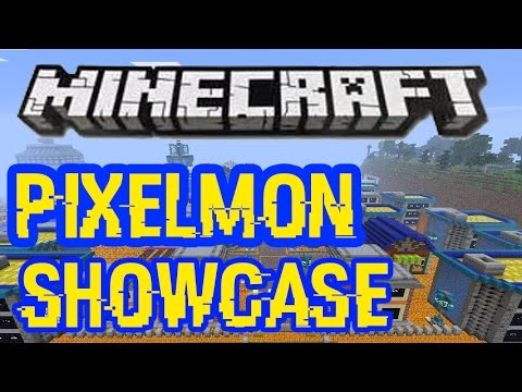 Minecraft Xbox 360/Xbox One Pixelmon Server Come and join