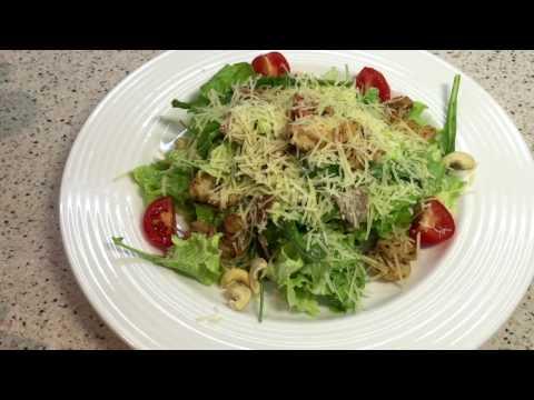 Салат с киноа и креветками - пошаговый рецепт с фото на