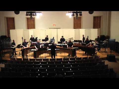 Percussion Ensemble - MEYN Midnight Incantations