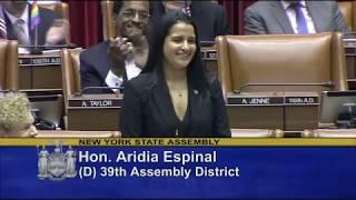 Meet Assemblymember Ari Espinal