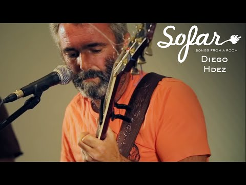 Diego Hdez - Don't Give it Up | Sofar Gran Canaria