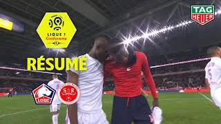 LOSC - Stade de Reims ( 1-1 ) - Résumé - (LOSC - REIMS) / 2018-19