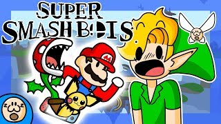 Download lagu My Experience With Smash Bros (Parody)
