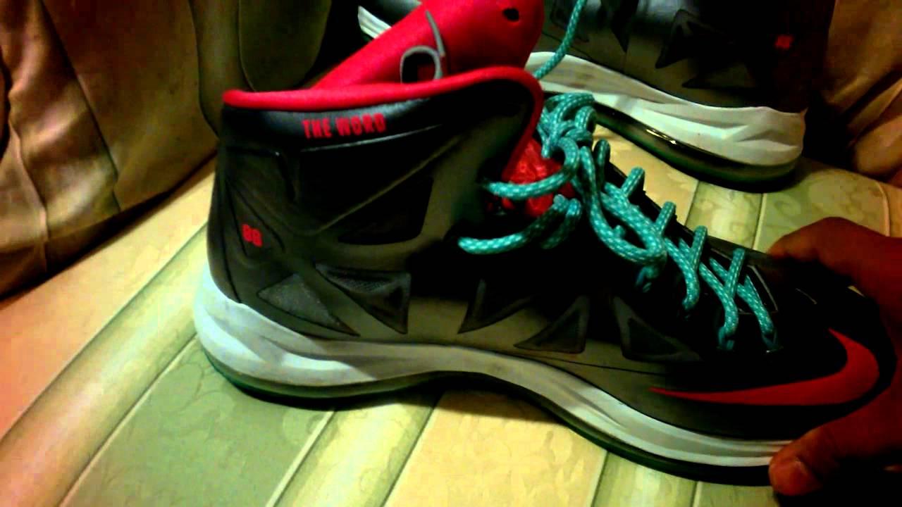 Nike I.D. Lebron x