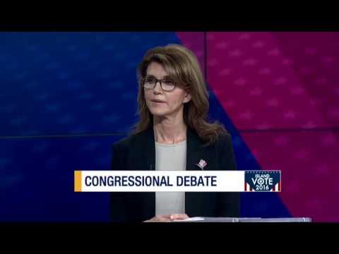 News 12 1st Congressional District Debate 2016