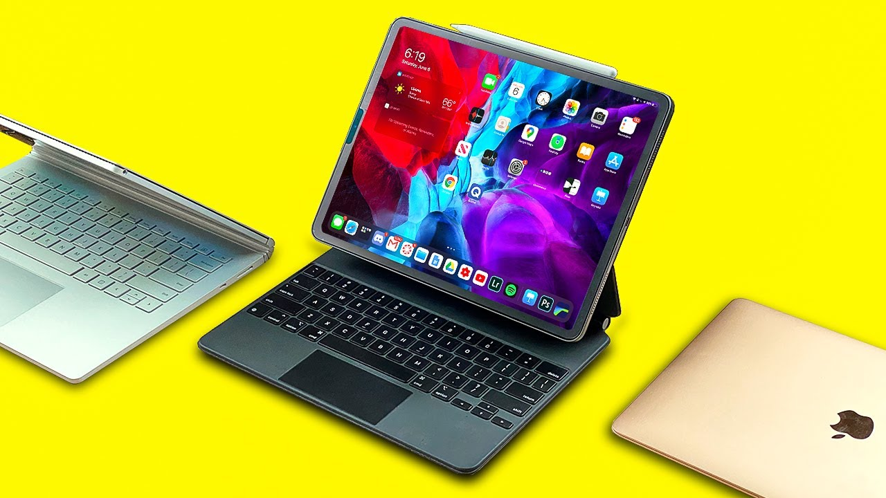 iPad Pro 2020 + Magic Keyboard | Not Quite a Laptop ...