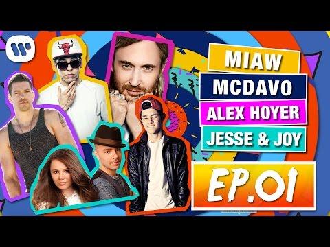 Noticias Musicales: StreetNews por Topsify 01 - MIAW 2016, Mc Davo, Alex Hoyer, RHCP, y mucho más!