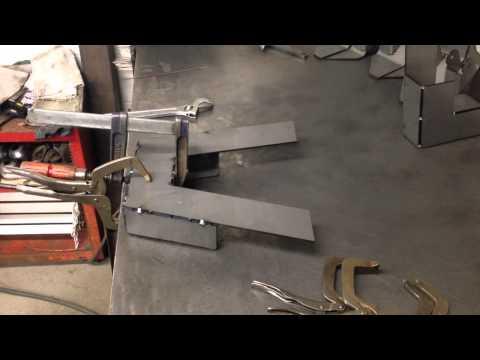 Welder Series Step Notch Full Assembly
