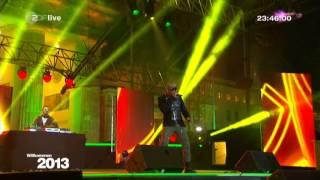 Tacabro Tacata Live bei Wilkommen 2013 im ZDF