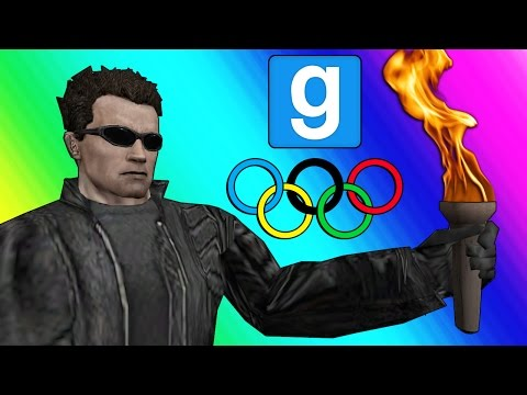 Gmod 2016 Olympics! (Garry's Mod Sandbox Funny Moments)