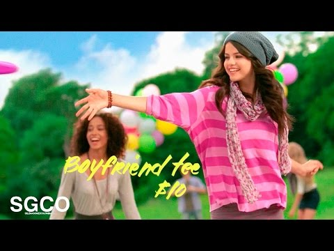 Selena Gomez - Dream Out Loud (Comercial 2010)