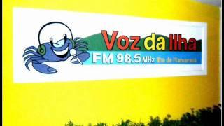 Renato Massa voz da ilha FM 98.5