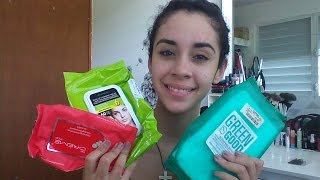 First Impression • Makeup Cleansing Wipes Thumbnail