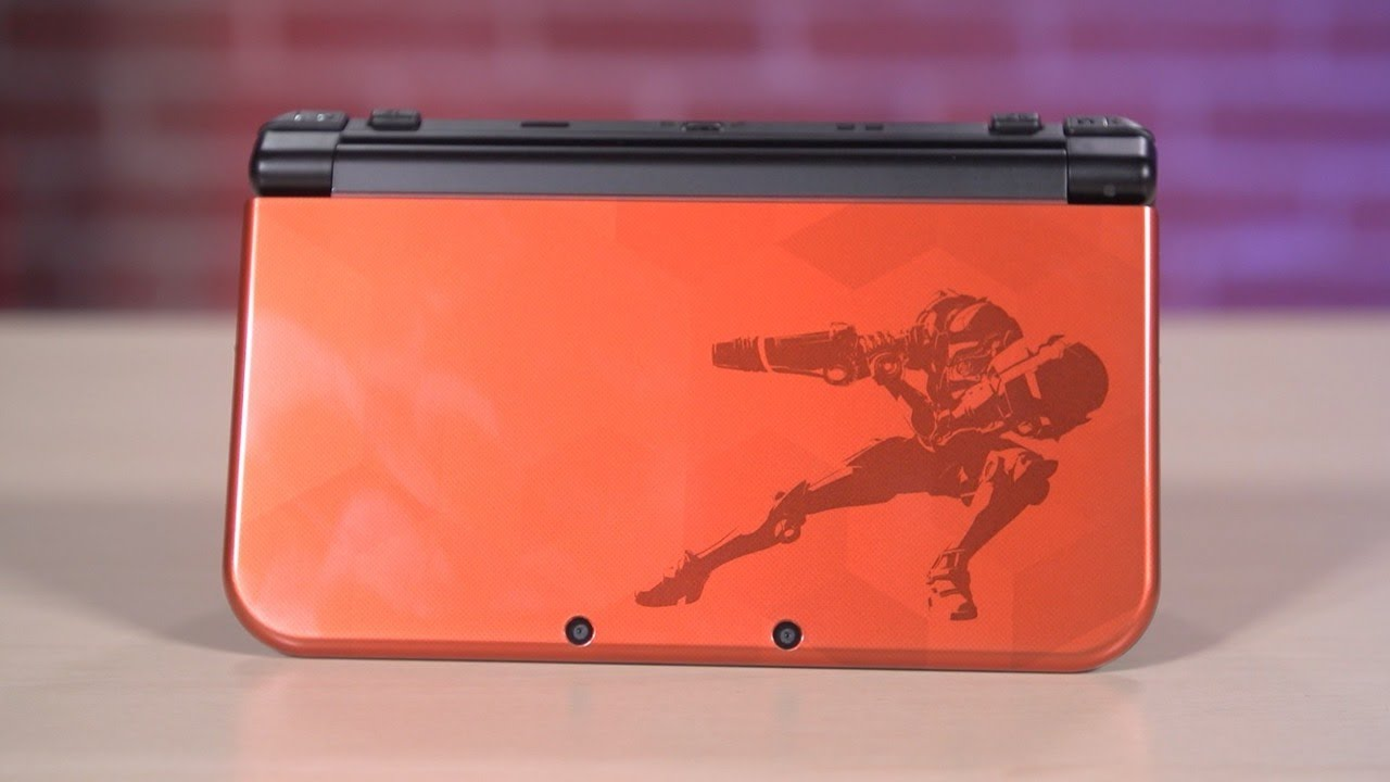 New Nintendo 3ds Xl Samus Edition Unboxing Youtube Metroid Returns Special Reg Us