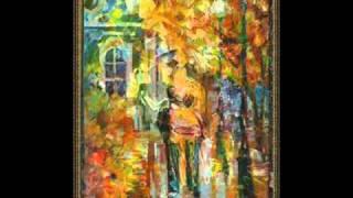 Тамара Кравцова Осенние листья Autumn Leaves 1950s
