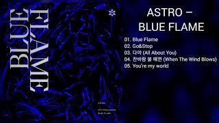 [DOWNLOAD LINK] ASTRO - BLUE FLAME (MP3)