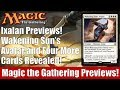 MTG Ixalan Previews! Wakening Sun's Avatar and 4 More Cards Revealed!