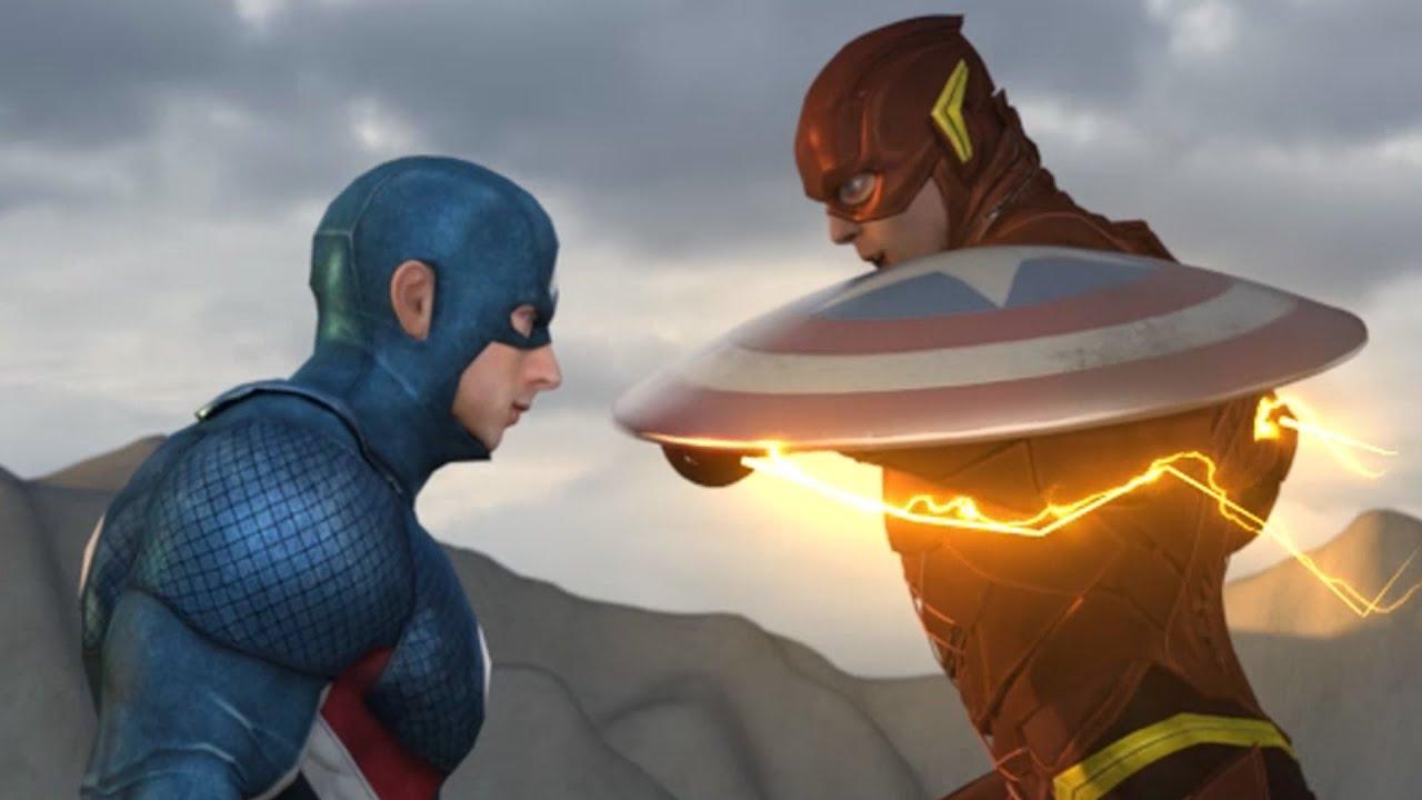 Download Avengers vs Justice League PART 1