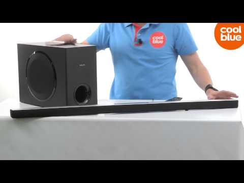 Philips HTL7140B Soundbar