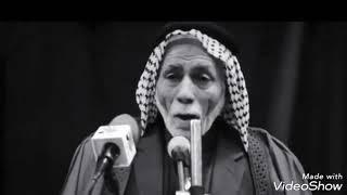 الشاعر عبدالله الشاوي  الليل جاباني الك لو انت جيت