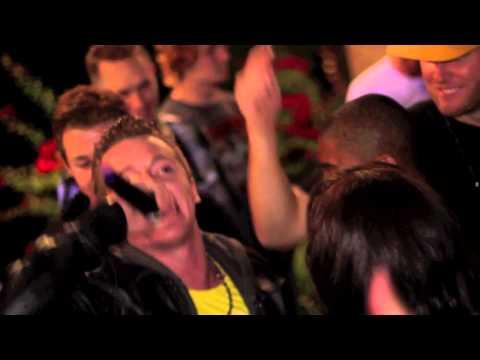 KRUE/DJ Hed Perform Nyjah Hustons Bday Party