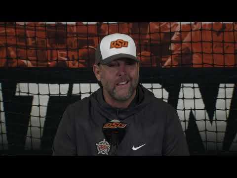 Cowgirl Softball 2019: Kenny Gajewski Media Day