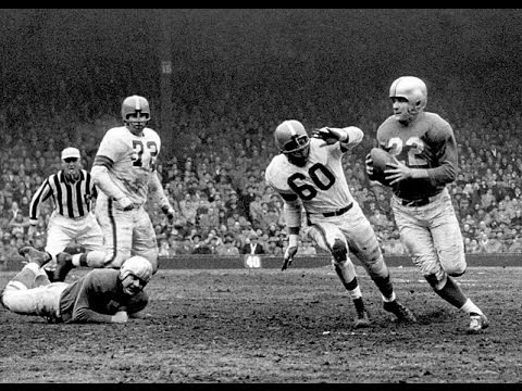 1953 NFL Championship - The Way It Was