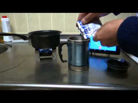 エスビットのポケットストーブ種類&特徴と炊飯方 …