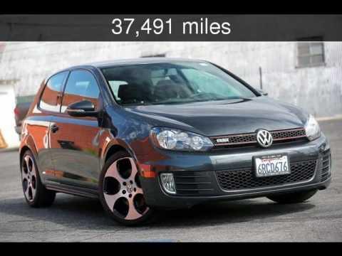 2011 Volkswagen GTI  Used Cars - Burbank,California - 2017-08-03