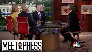 Full Panel: Special Counsel Mueller Breaks His Silence | Meet The Press | NBC News