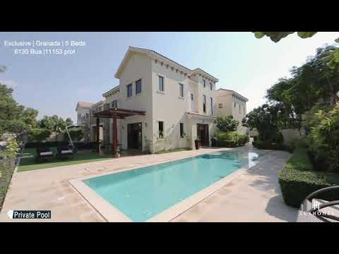 Lime Tree Valley - Jumeirah Golf Estates - Luxury Villa - Lux Homes Property