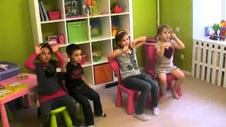 Французский фольклор на уроках в Киндервиле