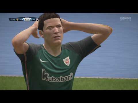 FC BARCELONA VS ATHLETIC CLUB DE BILBAO   XxStratusxX