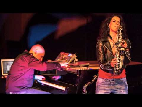 Angela Puxi - PELIN I MED - sax cover