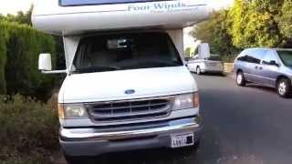 1997 ford e350 four winds rv motor home