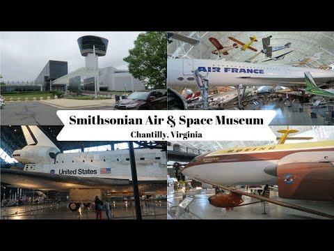 Udvar-Hazy Air & Space Museum 🚀 Chantilly, VA