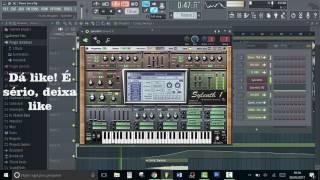 Deixe-me Ir - 1Kilo (Dap Remix) - FL Studio