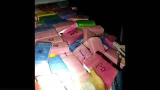 PRF TÁ ON! - 105kg de cocaína foram retirados de circulação em Camapuã/MS