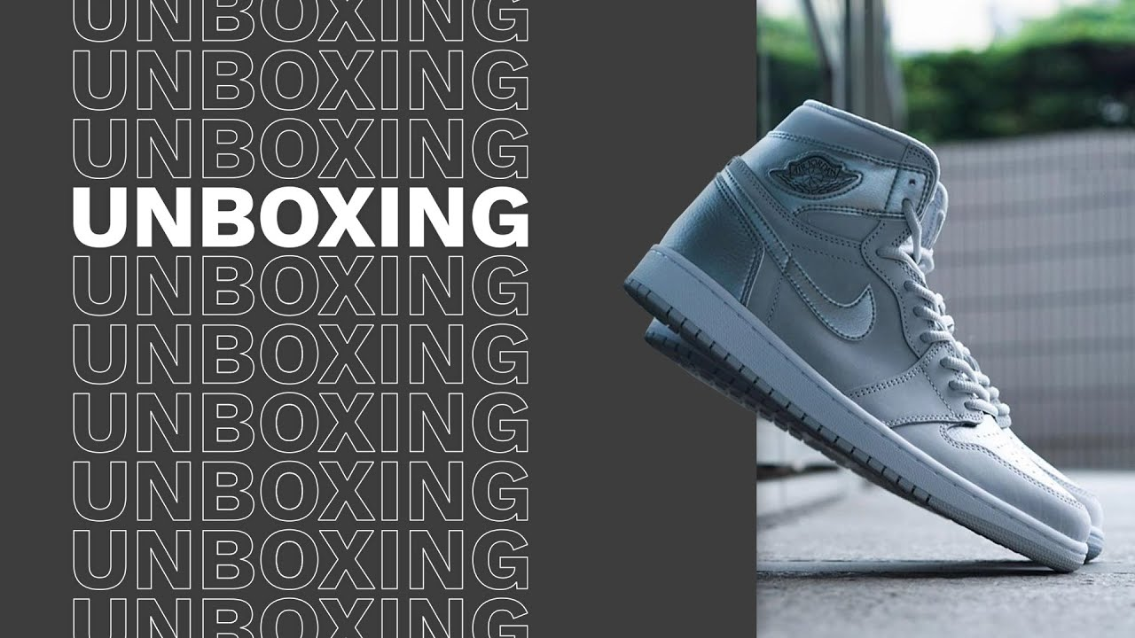 "Jordan 1 High Co.Jp ""Neutral Grey"" 