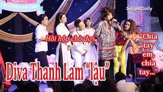 Lô tô show : cười tét rún Dương Thanh Vàng rặn từng chữ khi bắt chước Thanh Lam