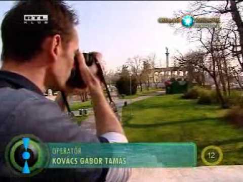 Időutazás Budapesten - RTL Klub, Fókusz, 2011-04-01