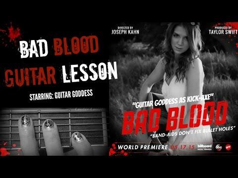 Bad Blood keyboard chords - Taylor Swift - Khmer Chords