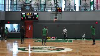 Terry Rozier wins shooting contest over Kyrie Irving, Marcus Smart, Jaylen Brown