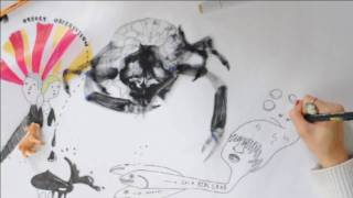 Bartlett School of Architecture, Year 1, Brook Lin - Drawing film, UCL
