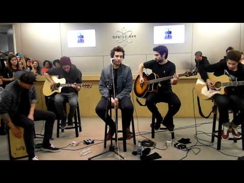 You Me At Six - Liquid Confidence (Acoustic)