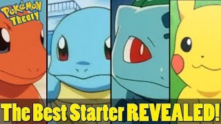 Pokemon Theory: The Game Theorist is Wrong About The Best Starter Pokemon?