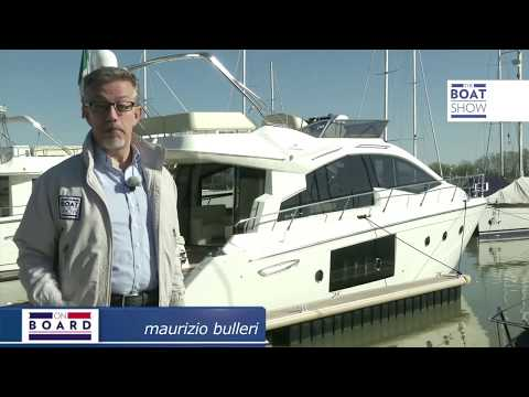 [ITA] CRANCHI 54 FLY - Review - The Boat Show